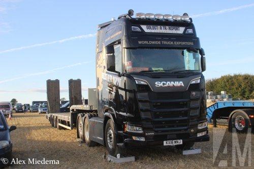 Scania S650, foto van Alex Miedema