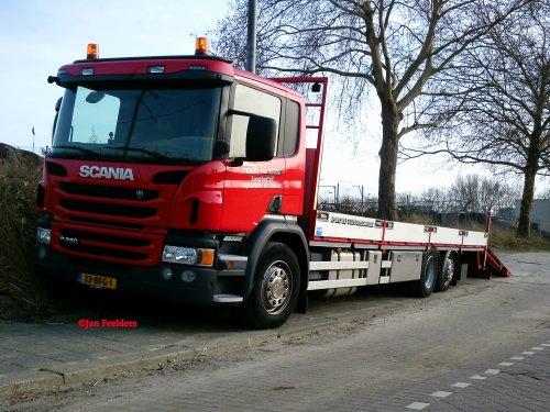 Scania P280, foto van Jan F