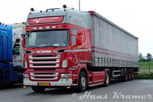 Scania R500, foto van Hans Kramer