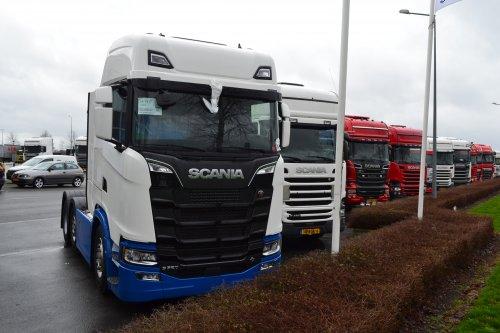 Scania S520, foto van Lucas Ensing