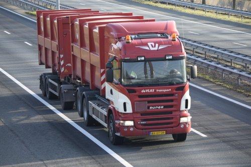 Scania R480, foto van NSTF Truck Fotografie