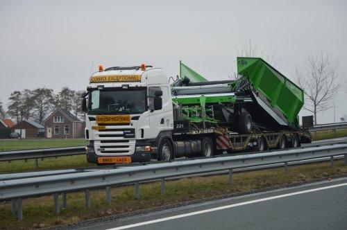 Scania R420, foto van NSTF Truck Fotografie