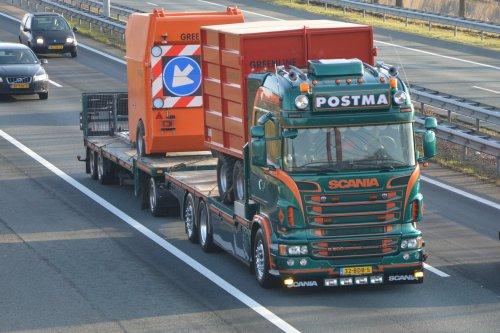 Scania R500, foto van NSTF Truck Fotografie