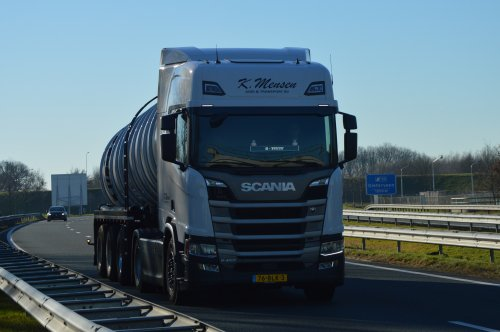 Scania R450, foto van NSTF Truck Fotografie
