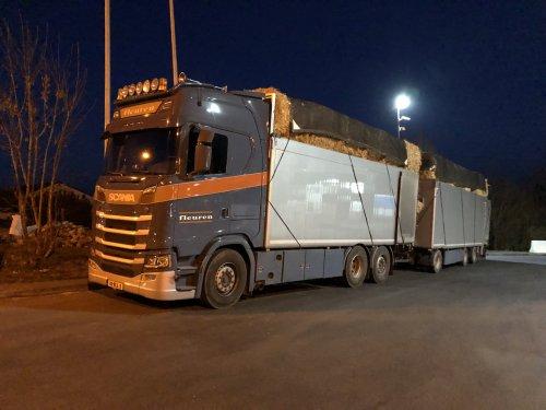 Scania S500, foto van Charlie