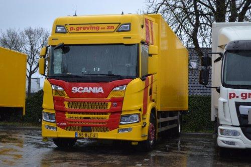 Scania P220, foto van coen-ensing