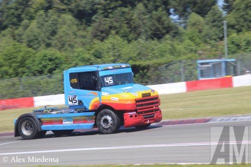 Scania T124, foto van Alex Miedema