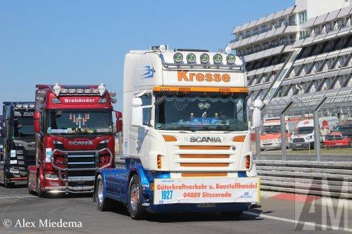 Scania R-serie, foto van Alex Miedema