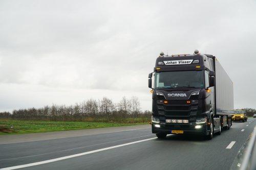 Scania S730 (vrachtwagen), foto van E.J.Moes Fotografie