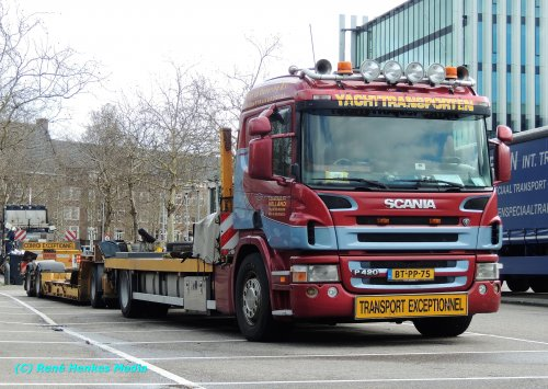 Scania P420, foto van René