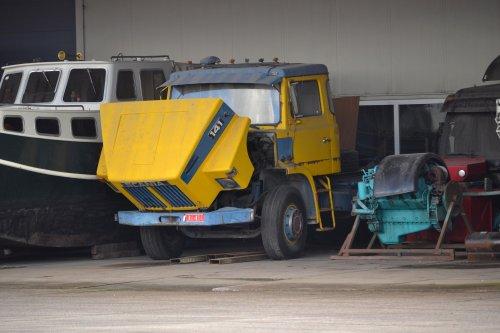 Scania L141 (vrachtwagen), foto van Lucas Ensing