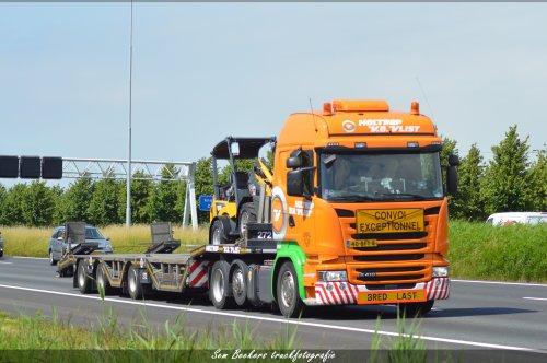 Scania R410, foto van sem-beekers