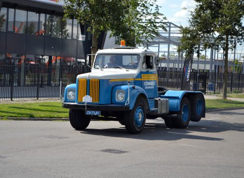 Scania 110, foto van Lucas Ensing
