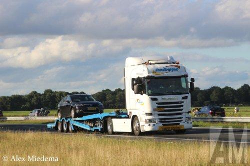 Scania R490, foto van Alex Miedema