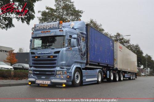 Scania R450, foto van Wim van den Brink
