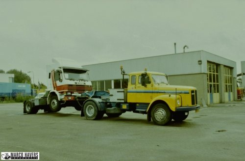 Scania 93, foto van marco-havers