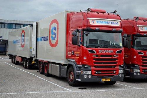 Scania R730, foto van Lucas Ensing