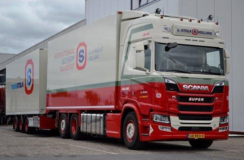 Scania R650, foto van Lucas Ensing