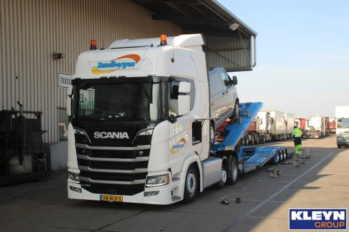 Scania R450 (new), foto van Katy Kleyn