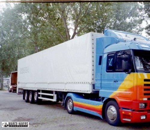 Scania 113 Streamline, foto van marco-havers