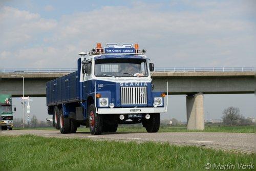 Scania L140 (vrachtwagen), foto van martin-vonk