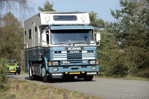 Scania 93, foto van martin-vonk