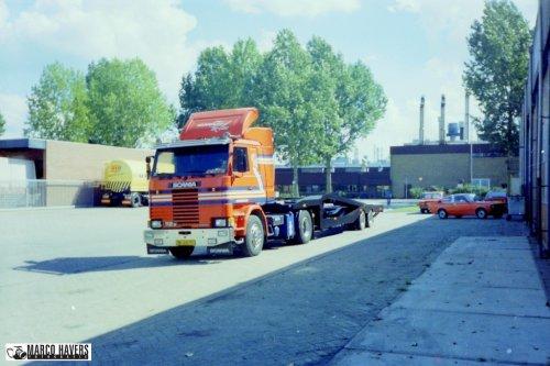 Scania 112, foto van marco-havers