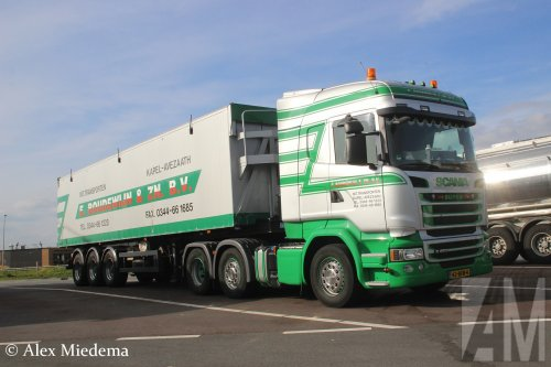 Scania R450, foto van Alex Miedema