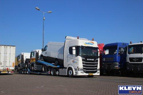 Scania R450 (new), foto van Katy Kleyn