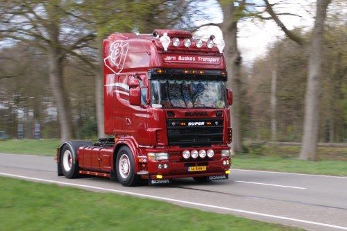 Scania 164, foto van wietze-koopmans