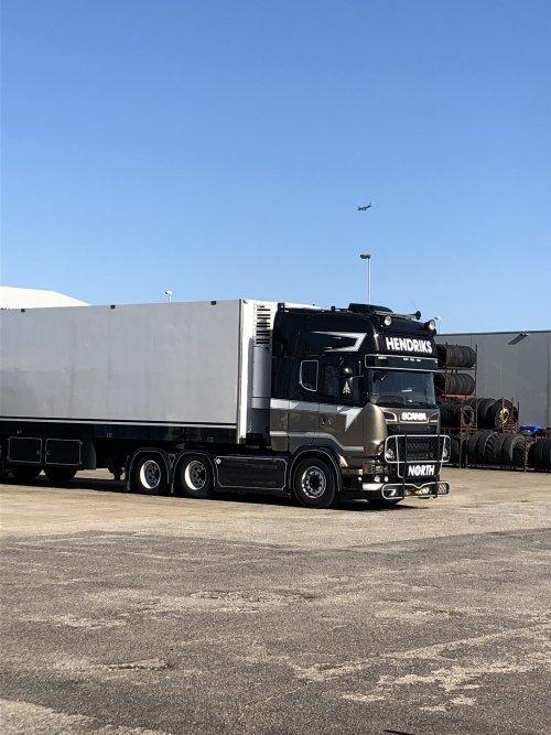 Scania R-serie Streamline, foto van Charlie