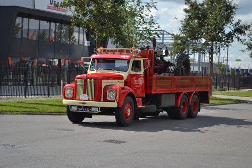 Scania 85, foto van Lucas Ensing