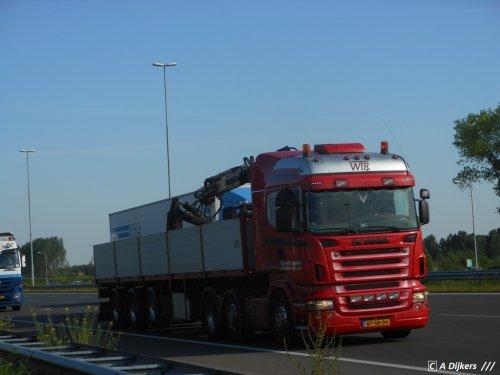 Scania R480, foto van arjan-dijkers