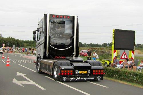 Scania S580, foto van Lucas Ensing