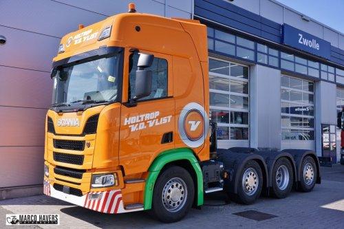 Scania R500, foto van marco-havers