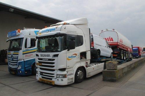 Scania R490, foto van Katy Kleyn