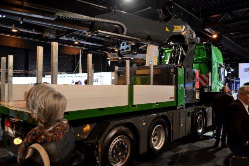 Scania G-serie, foto van Lucas Ensing