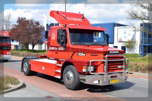 Scania T113, foto van Hans Kramer