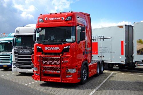Scania S500, foto van Lucas Ensing