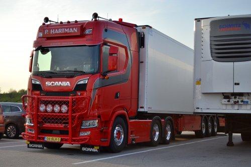 Scania S650, foto van Lucas Ensing