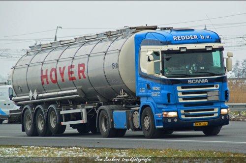 Scania R380, foto van sem-beekers
