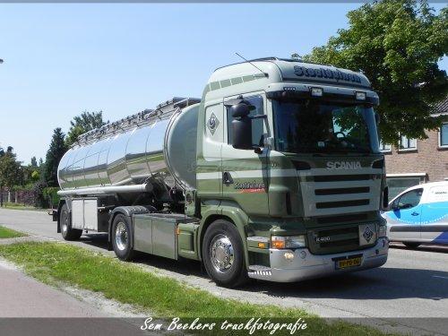 Scania R400, foto van sem-beekers
