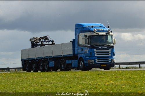Scania R420, foto van sem-beekers