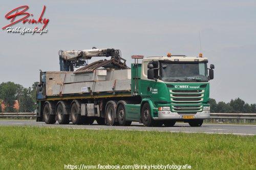 Scania G450, foto van Wim van den Brink