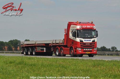Scania R500, foto van Wim van den Brink