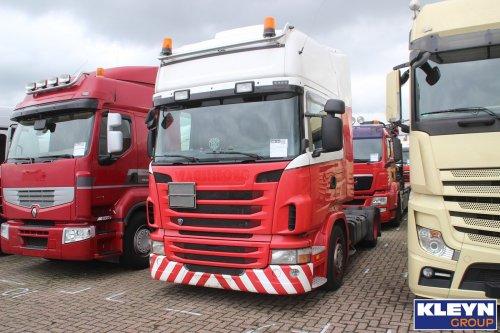 Scania R420, foto van Katy Kleyn