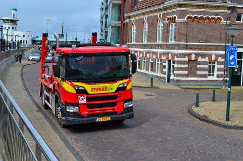 Scania P320, foto van Lucas Ensing