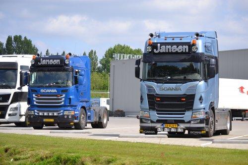Scania meerdere, foto van coen-ensing
