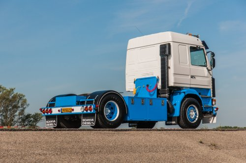 Scania 143, foto van xrayjaco