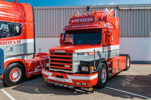 Scania T143, foto van xrayjaco